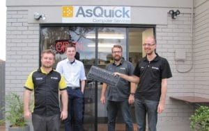 About Us at AsQuick Computers Brisbane